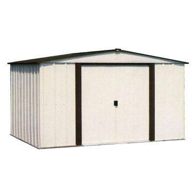 Newburgh 10 ft. x 8 ft. Metal Storage Building