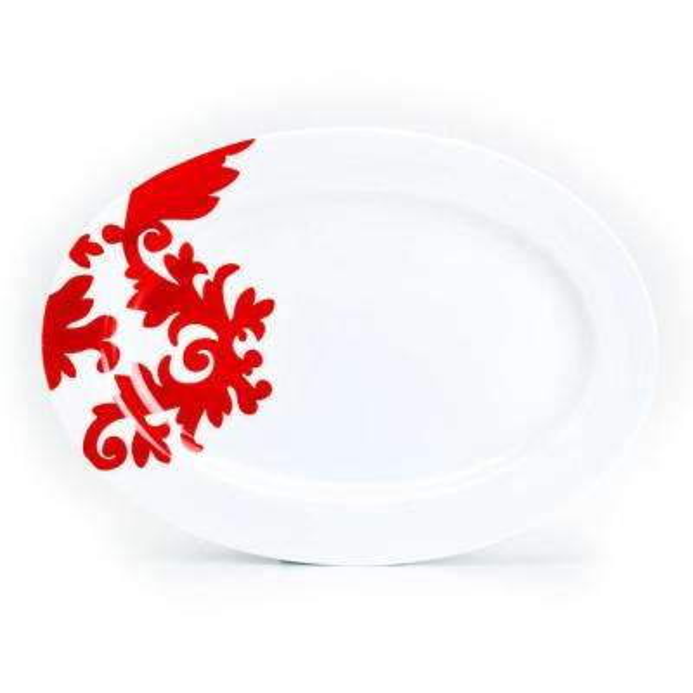 Calarama Oval Platter