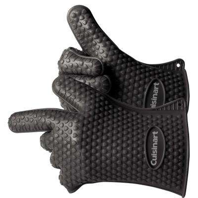 Heat Resistant Silicon Gloves (2-Pack)