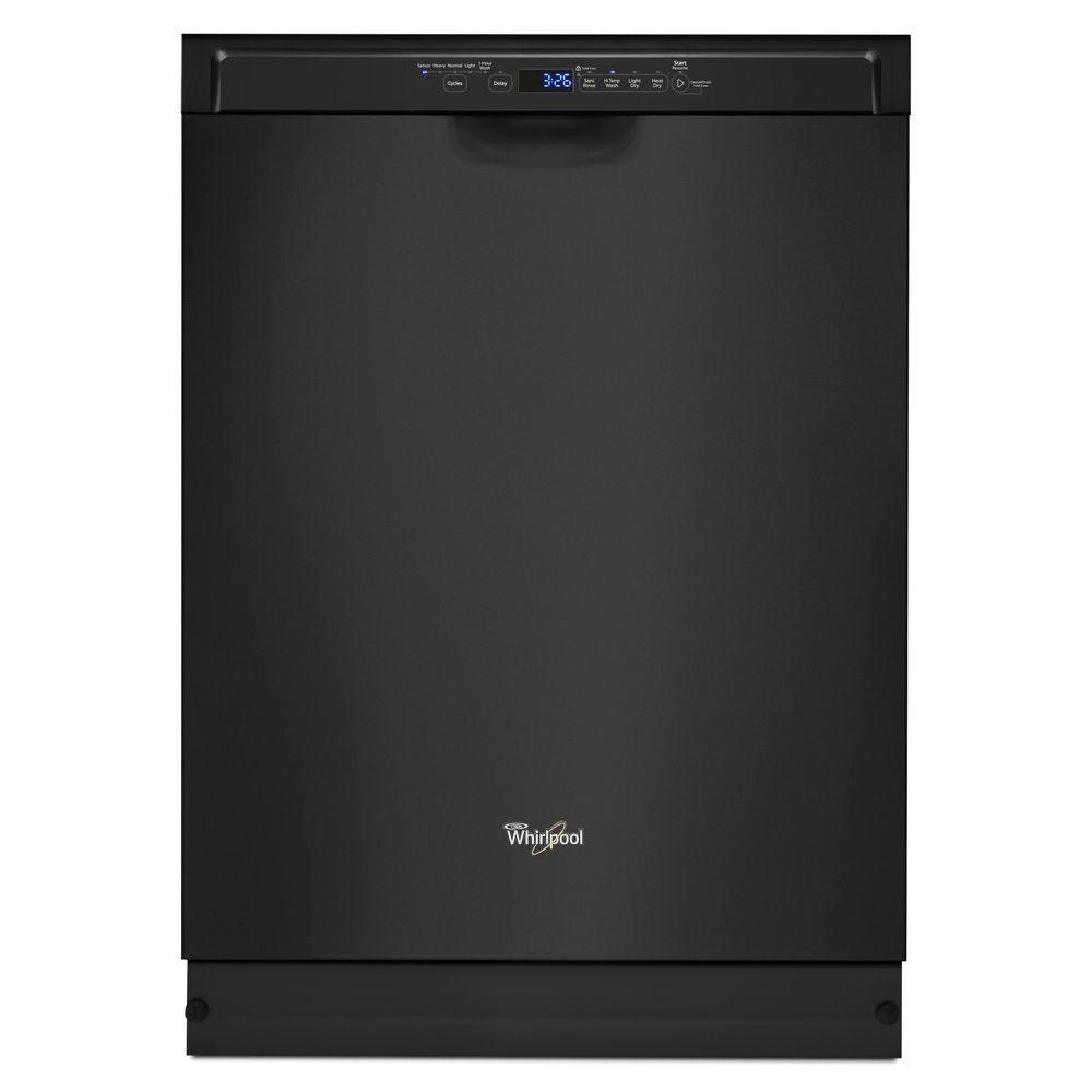 Whirlpool Front Control Built-In Tall Tub Dishwasher In