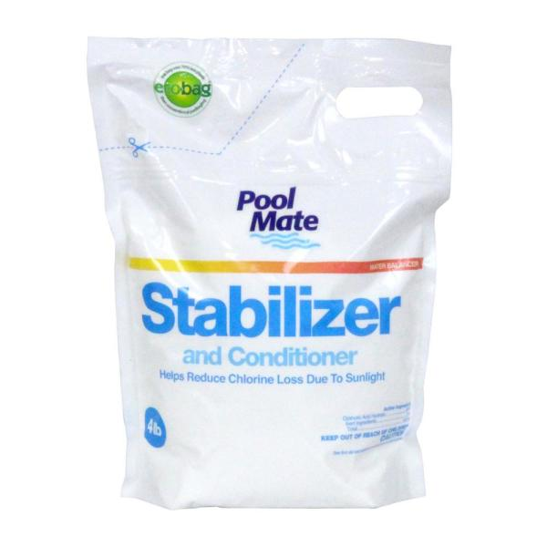 4 lb. Pool Stabilizer and Conditioner