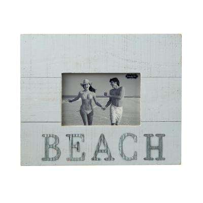 White - Standard Photo Frame - Wall Frames - Wall Decor - The Home Depot