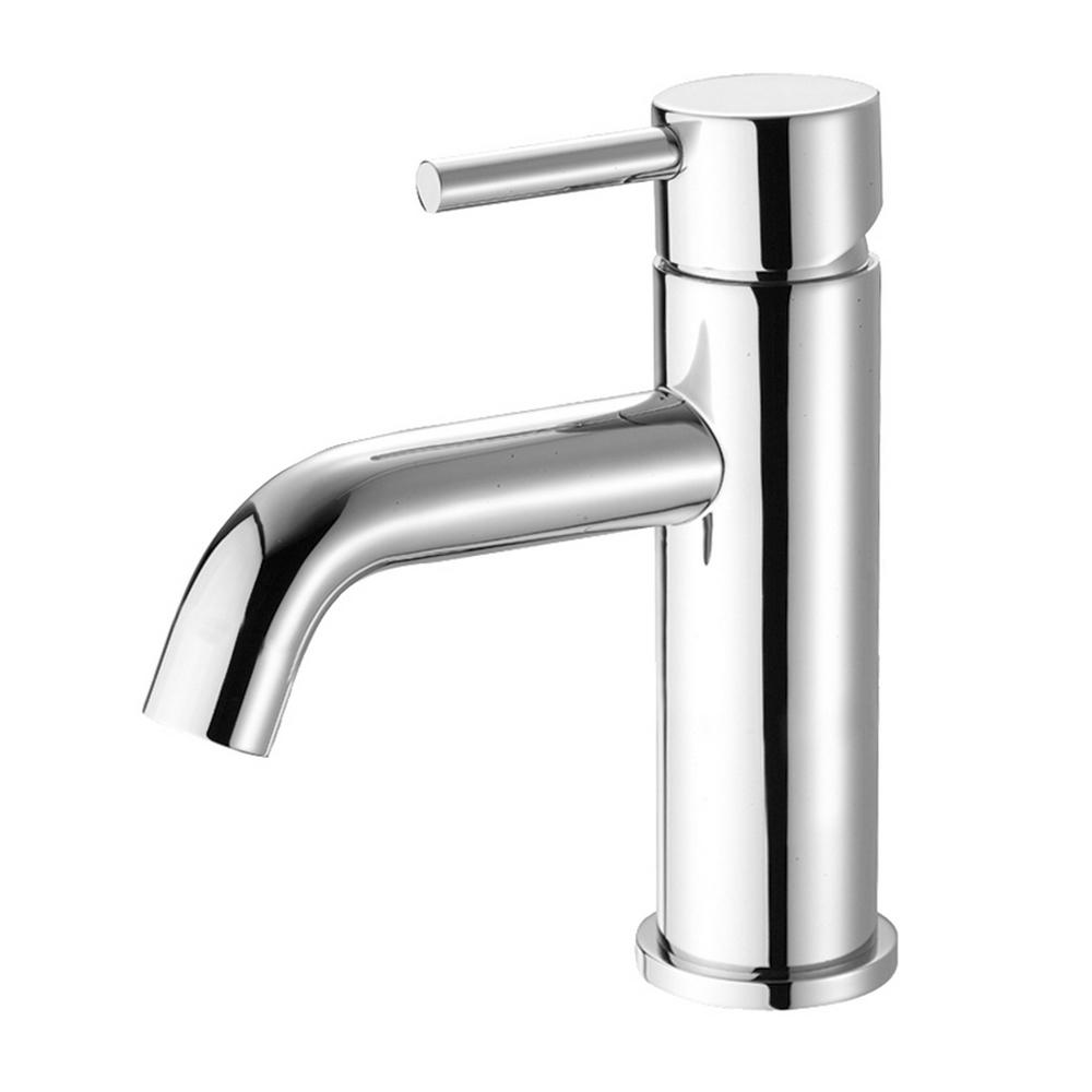 Vanity Art Single Hole Single-Handle 6.5 in. Lavatory Faucet in Polished Chrome was $77.84 now $46.7 (40.0% off)