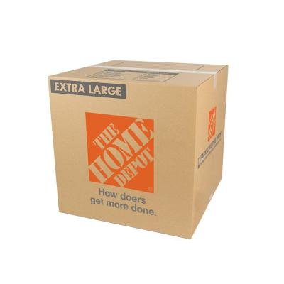 22 in. L x 22 in. W x 21 1/2 in. D Extra-Large Moving Box