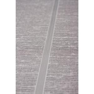 Prairie Charcoal Removable Wallpaper Sample