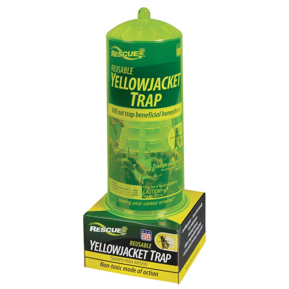 RESCUE RESCUE Reusable Yellow Jacket Trap