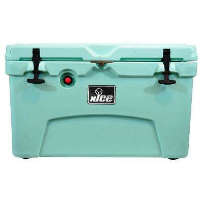 45 qt. Sea Foam Green Cooler
