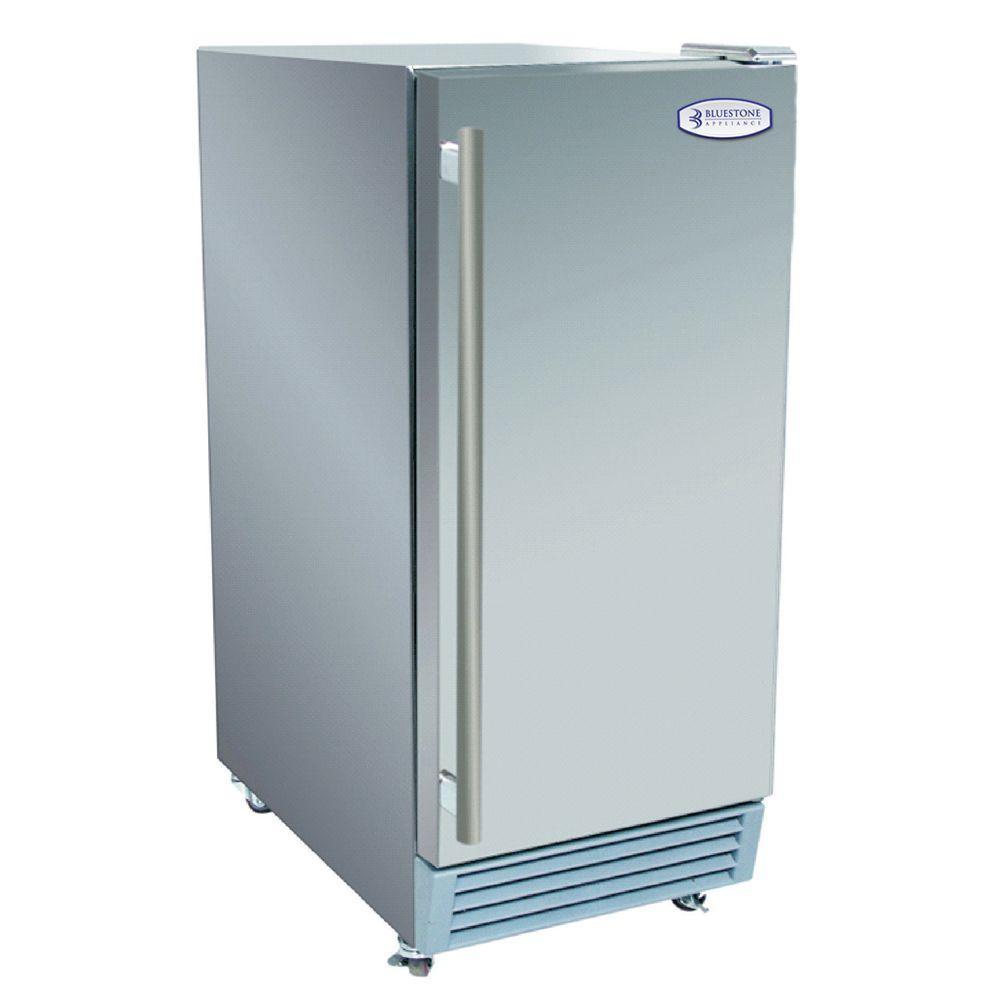 Bluestone Appliance 3.18 cu. ft. Outdoor Refrigerator Stainless Steel