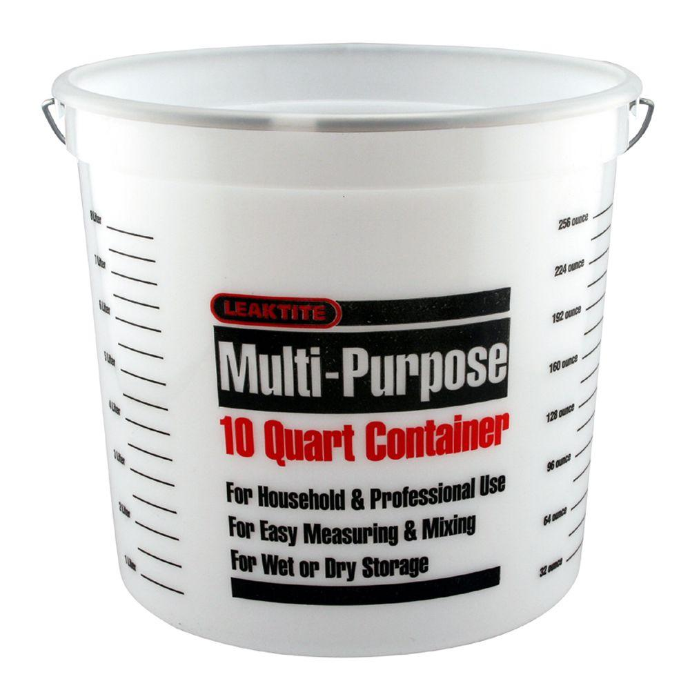 10 Qt. Multi-Purpose Bucket