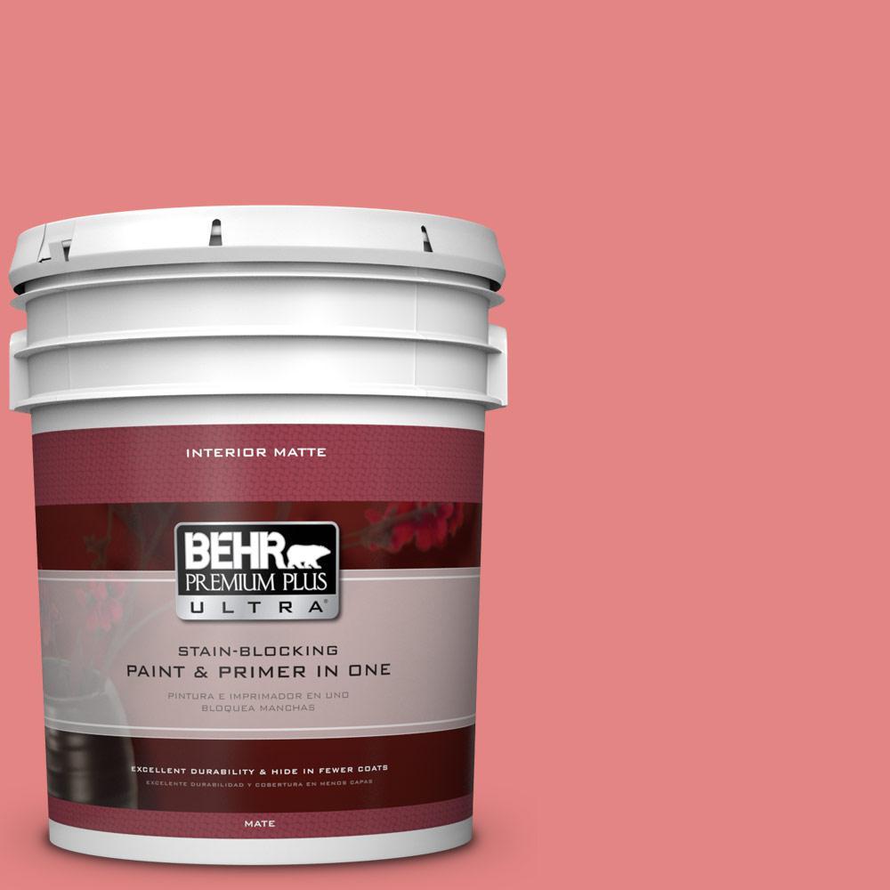 5 gal. #160B-5 Candy Mix Flat/Matte Interior Paint