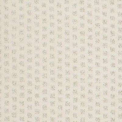 Carpet Sample - Crown - In Color Cauliflower Pattern 8 in. x 8 in.