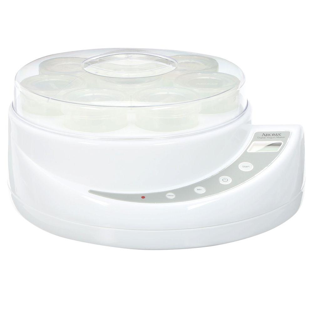 8 cup (150 ML/cup) Yogurt Maker