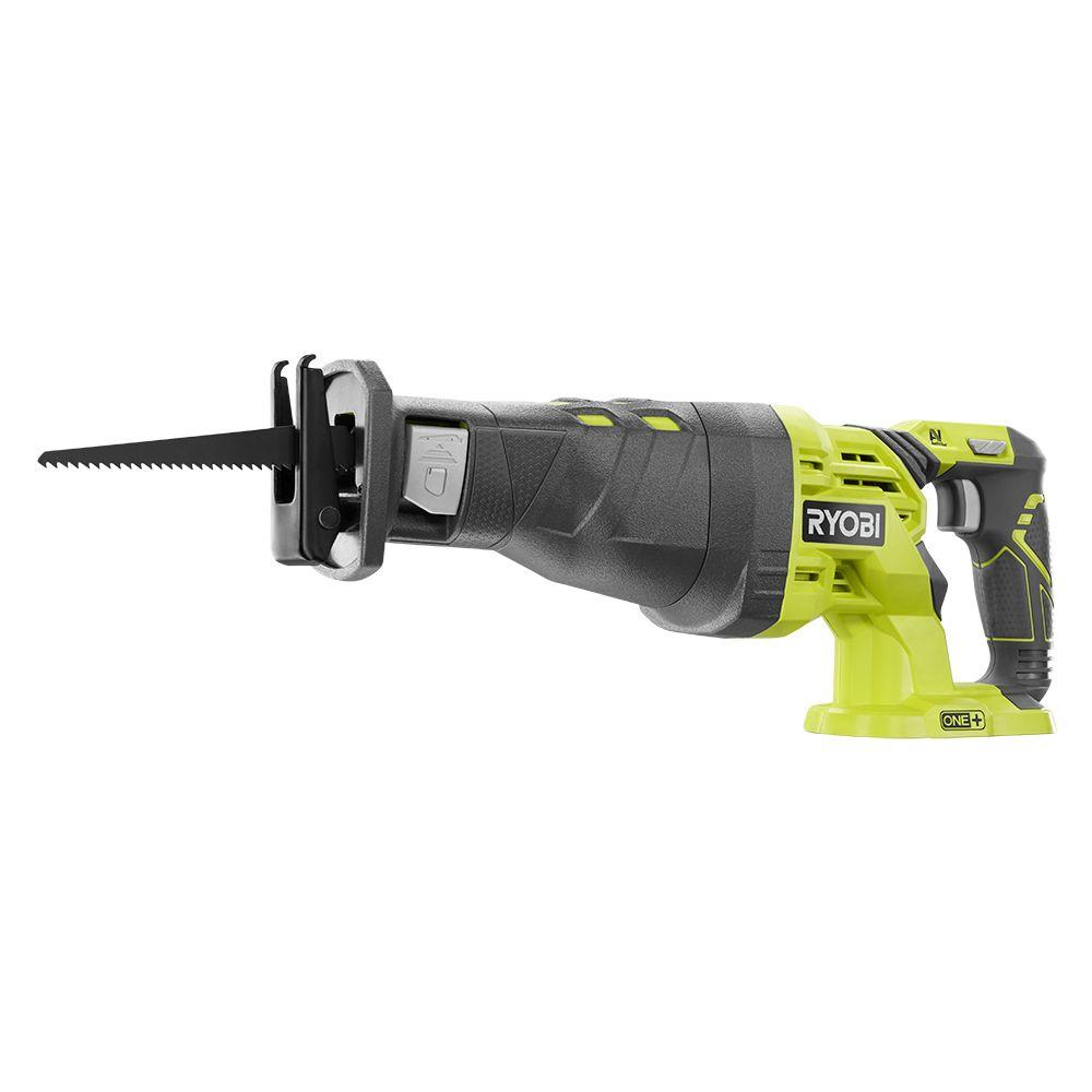 Ryobi 18 volt one cordless reciprocating saw tool only p516 the ryobi 18 volt one cordless reciprocating saw tool only keyboard keysfo Choice Image