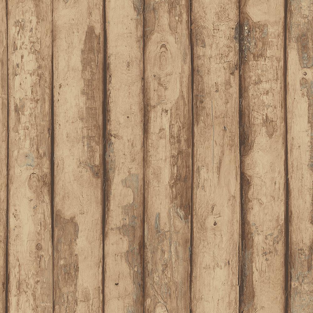 Log Cabin Wallpaper