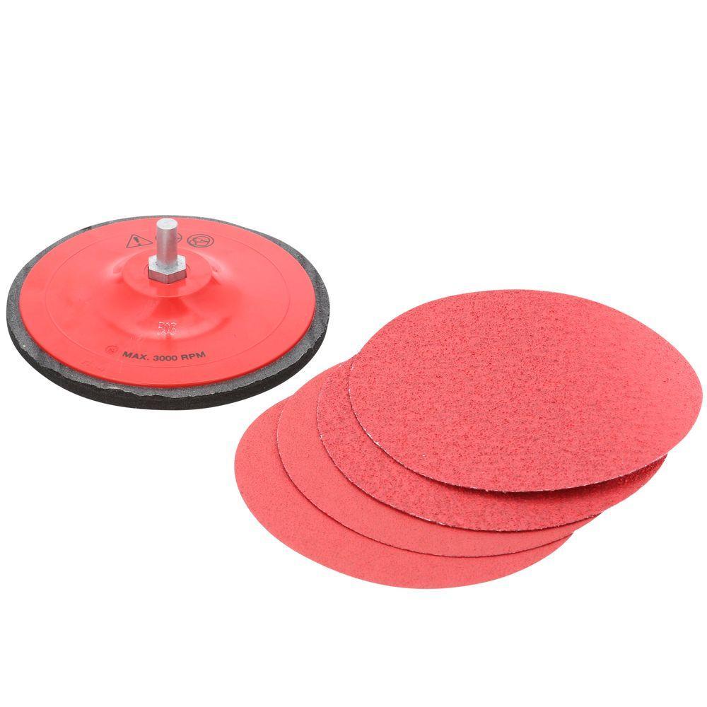 5 in. StickFast Sanding Disc Kit
