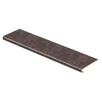 Starry Dark 94 in. Length x 12-1/8 in. Deep x 1-11/16 in. Height Vinyl Overlay to Cover Stairs 1 in. Thick