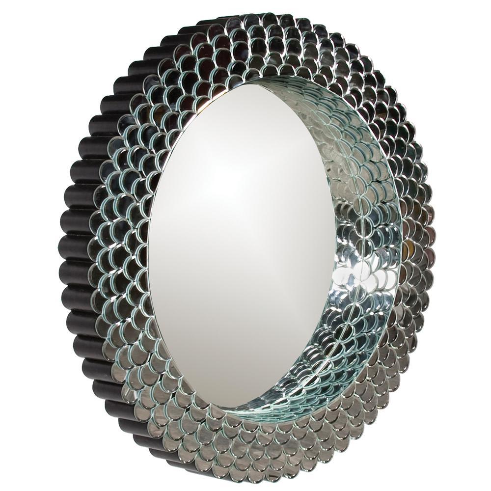 Ariel Round Mirror