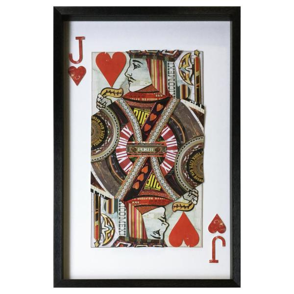 Yosemite Home Decor Jack Of Hearts By