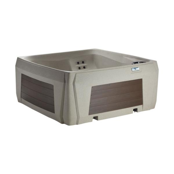Tierra 5-Person 60-Jet 230-Volt Spa with Ozonator