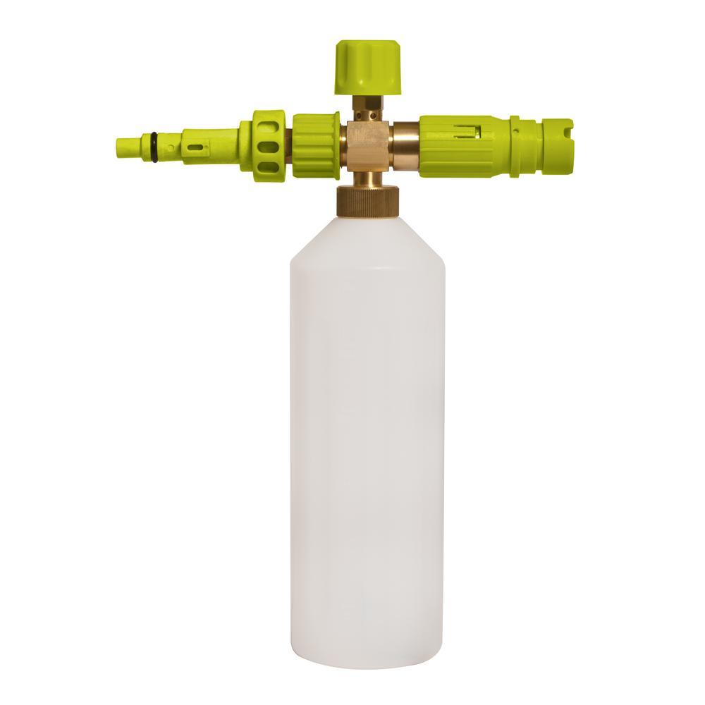 Sun Joe 34 oz  Foamer Cannon for SPX Series Pressure Washers