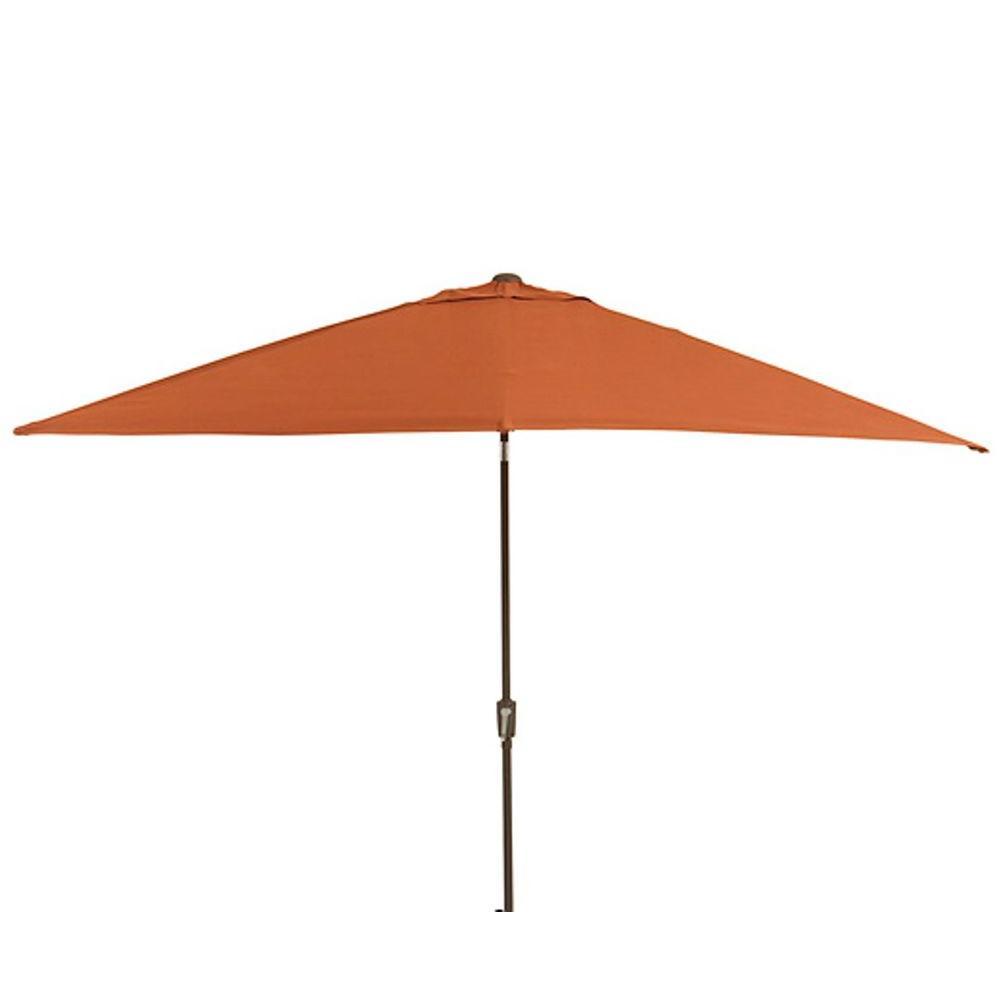 Martha Stewart Living Palm Canyon 8-1/2 ft. Patio Umbrella-DISCONTINUED