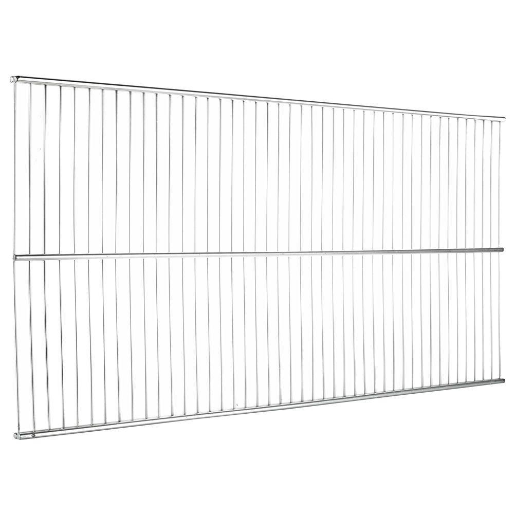 24 in. W x 12 in. D Short Wire Shelf