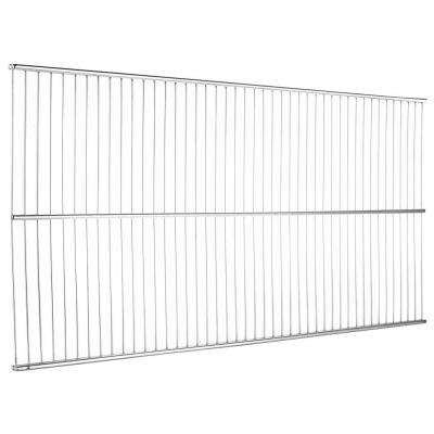 24 in. W x 12 in. D Short Wire Shelf