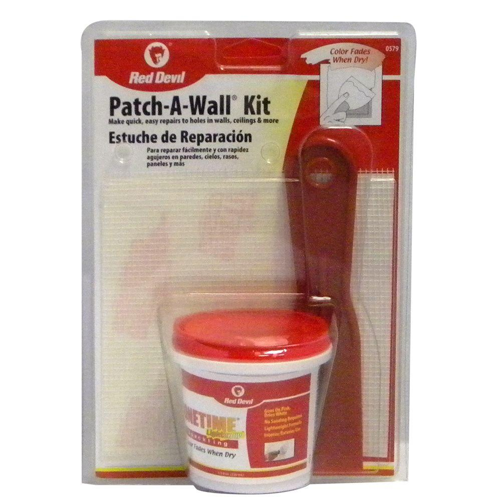 Onetime 8 oz. Patch-A-Wall Repair Kit