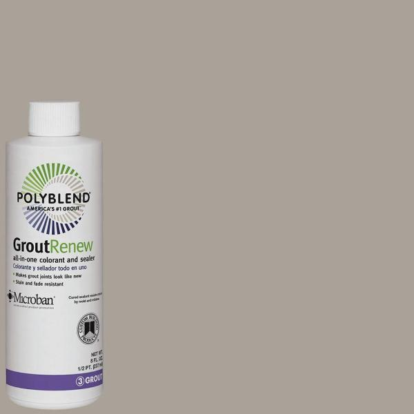 Polyblend #543 Driftwood 8 oz. Grout Renew Colorant