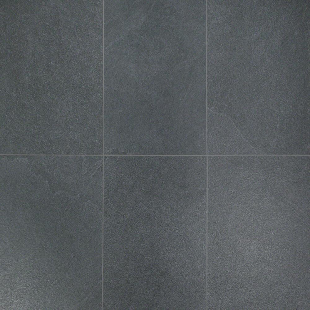 Ivy Hill Tile Fira Dark Gray 17 In. X 34 In. X 9mm Matte