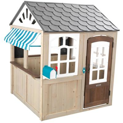 Hillcrest Wooden Outdoor Playhouse