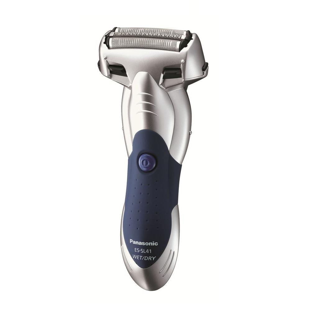 Panasonic 3 Blade Shaver Shutter Silver-DISCONTINUED