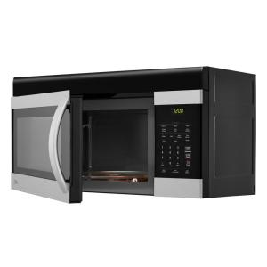Lg Electronics 1 7 Cu Ft Over The Range Microwave In