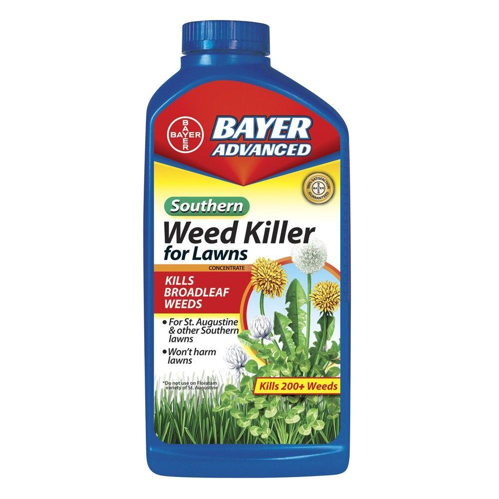 Bayer Advanced 32 Oz Concentrate Southern Weed Killer For Lawns