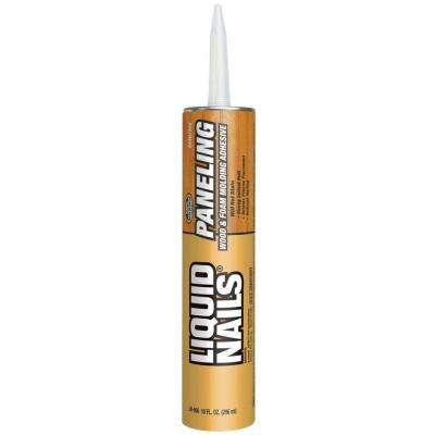 Paneling and Molding 10 oz. Tan Construction Adhesive