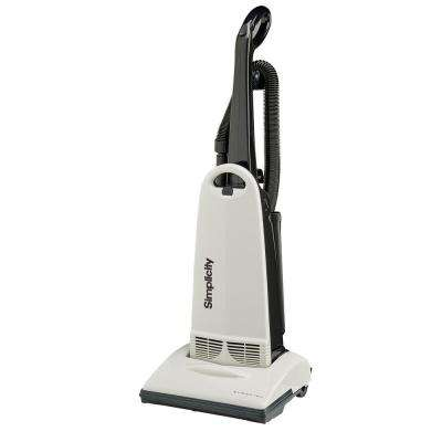 Clean Air HEPA Bagged Upright Wide Nozzle Vacuum
