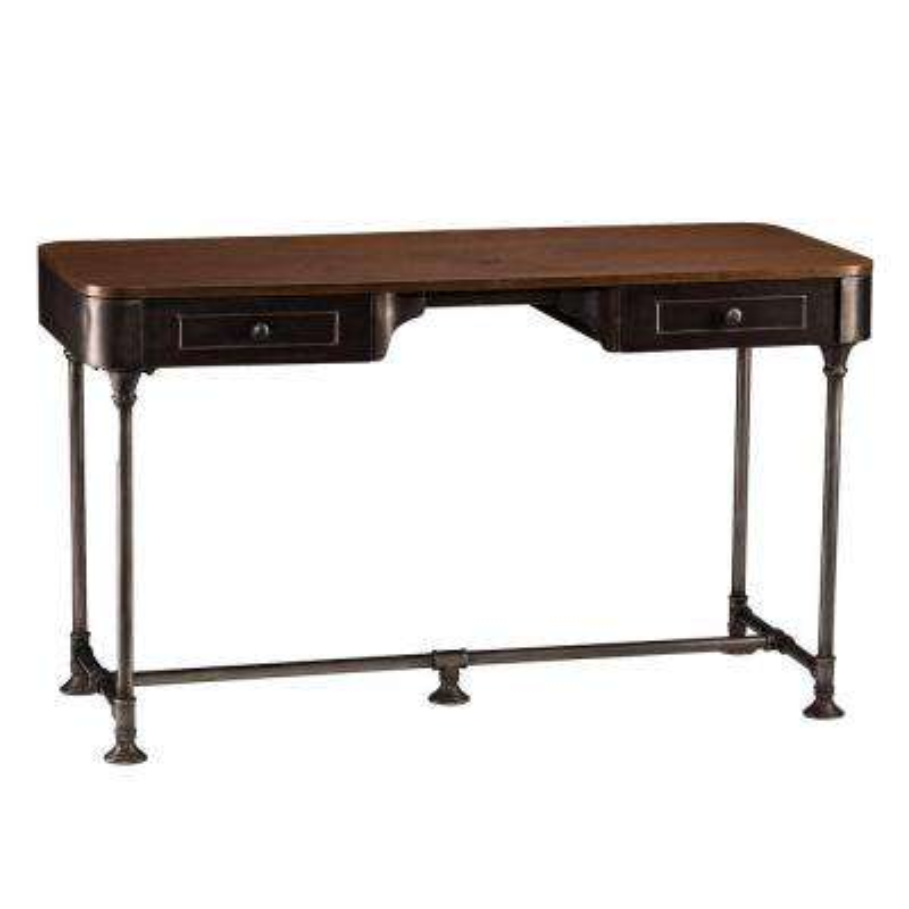Cora Dark Tobacco Desk