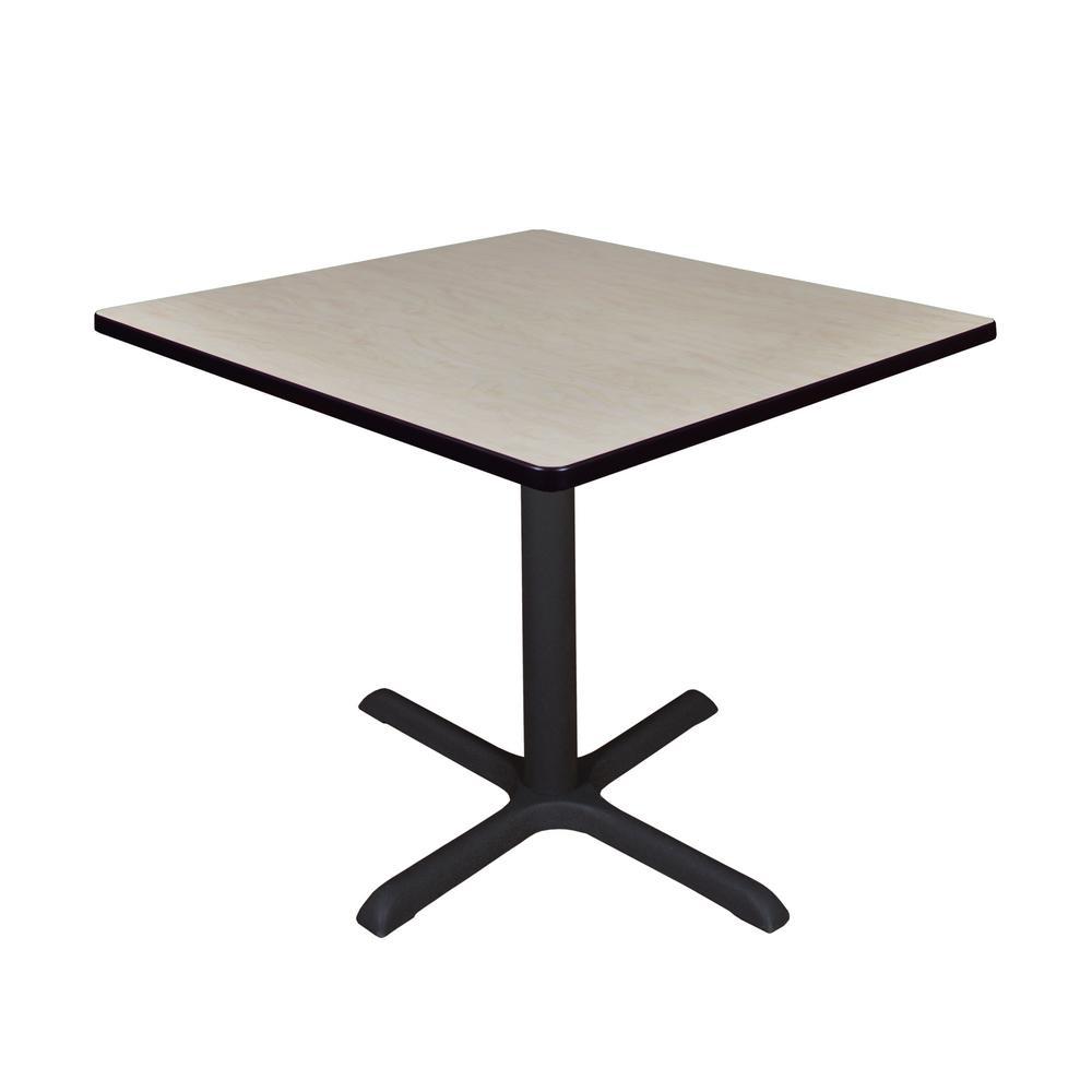 Regency Cain Maple Square 42 in. Breakroom Table