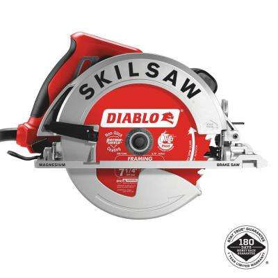 Skilsaw Electric Brake Circular Saws Saws The Home Depot