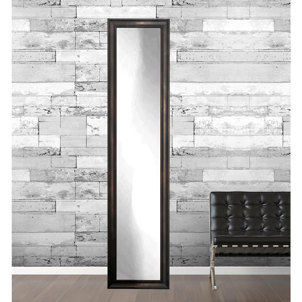 Urban Loft Bronze Full Length Framed Mirror