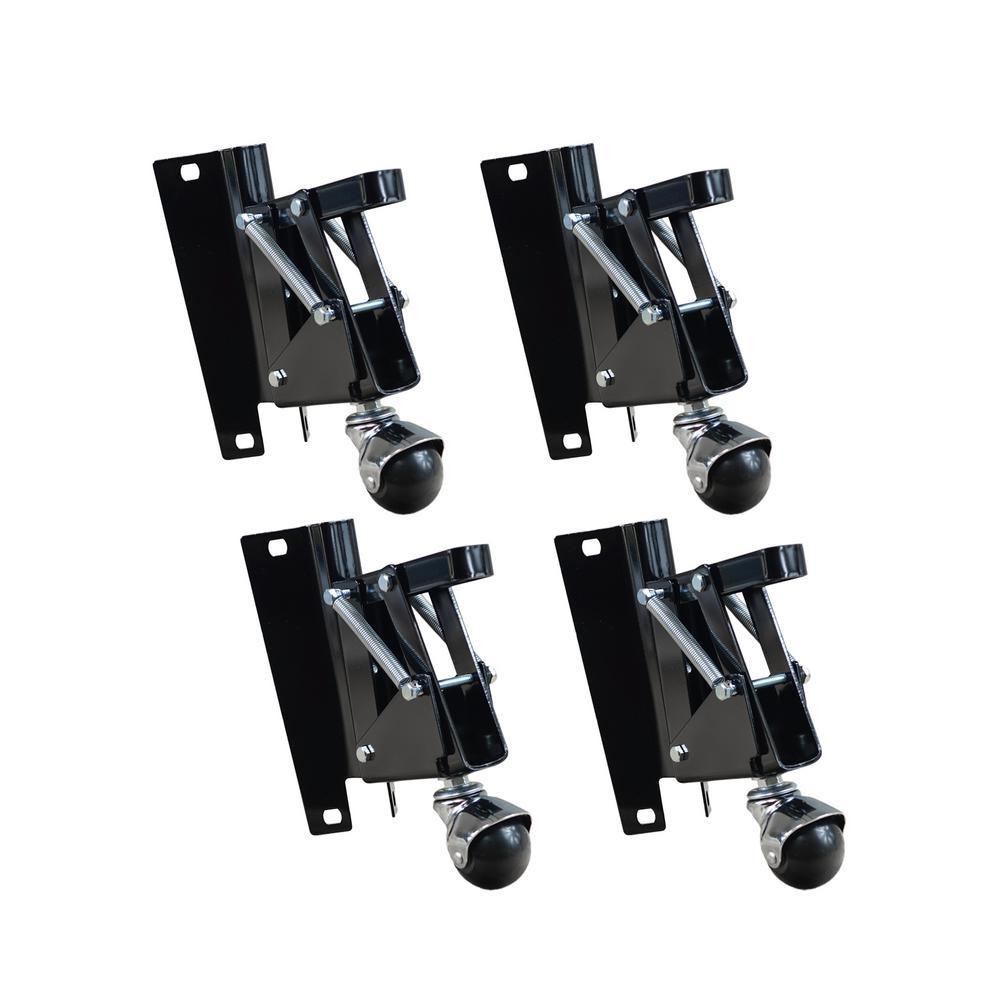 POWERTEC Retractable Caster Kit (4-Pack)