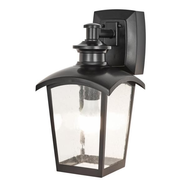 Outdoor Light With Electrical Outlet