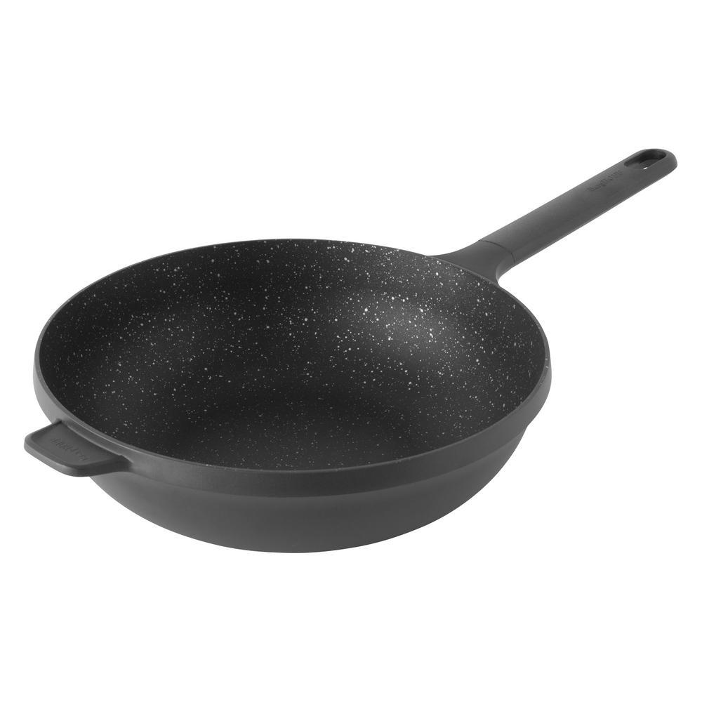 GEM Aluminum 11 in. Stir Fry Pan