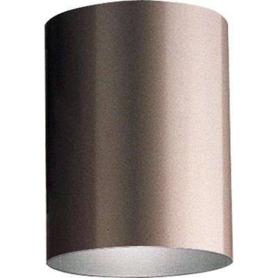 Antique Bronze Integrated LED Outdoor Flush Mount