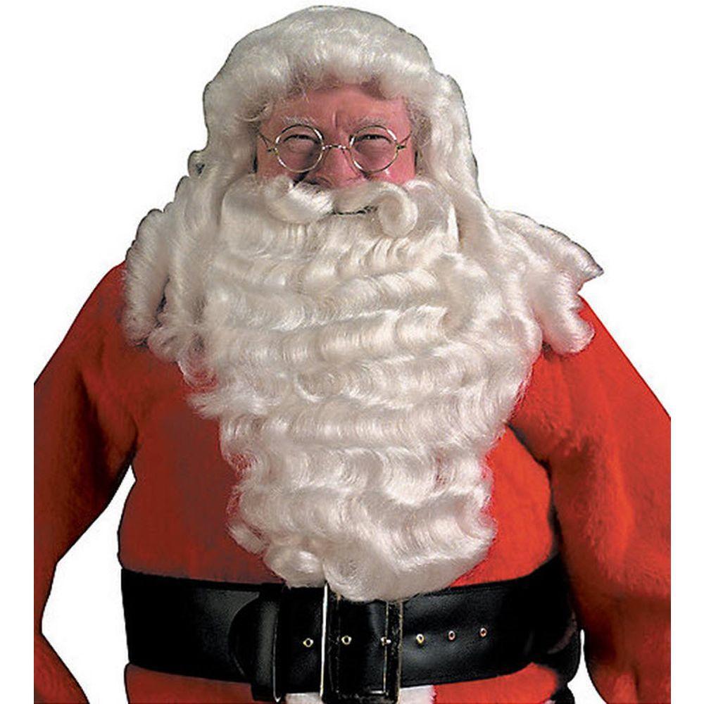 Master Halco Pro Santa Full Wig And Beard Deluxe Set 60h