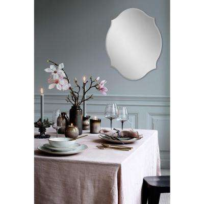 28 in. x 22 in. Marietta Unframed Wall Mirror