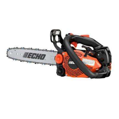 12 in  25 0 cc Gas 2-Stroke Cycle Chainsaw