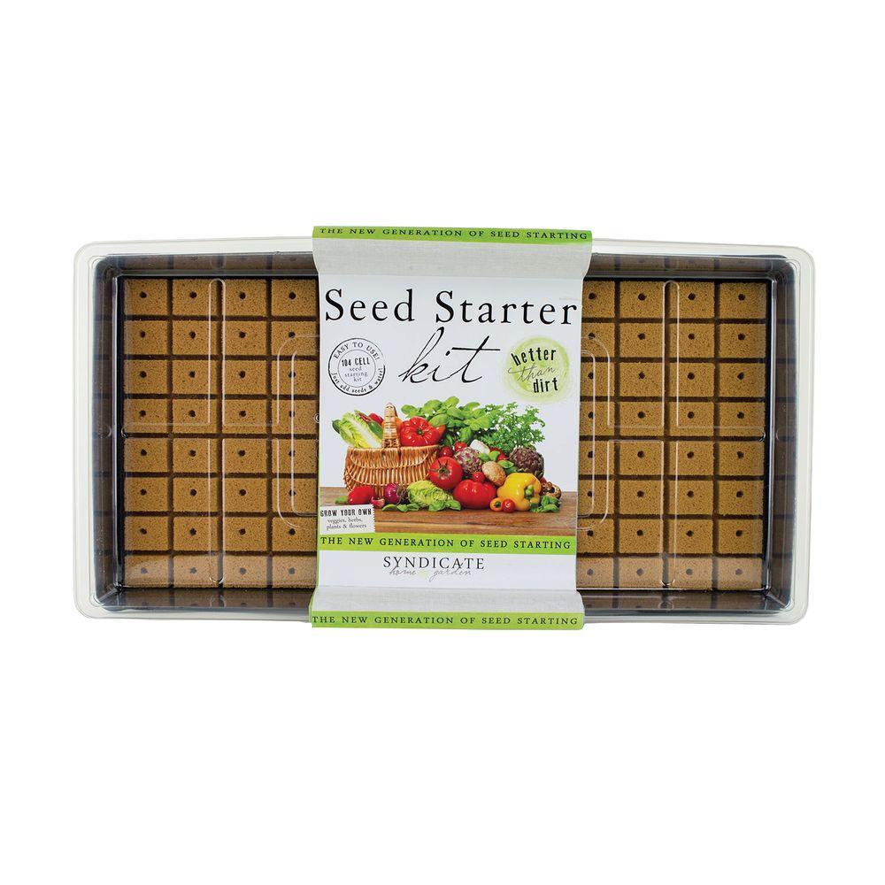 104 Cell Seed Starter Kit