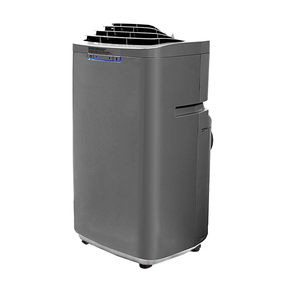 Whynter Eco Friendly 13,000 BTU Dual Hose Portable Air Conditioner With  Dehumidifier ARC 131GD   The Home Depot