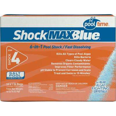 MAX Blue 1 lb. Shock (10-Pack)